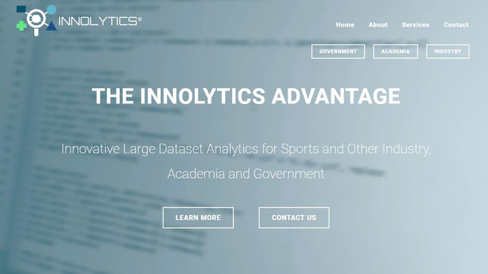 Innolytics NC - Website Sample