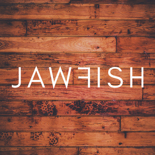 Jawfish Wood Background