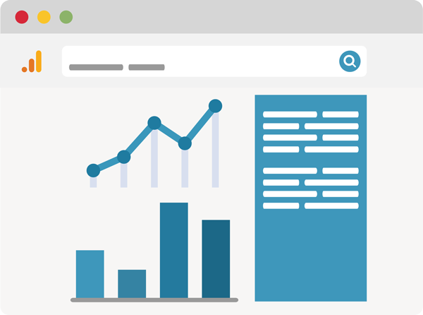 Google Analytics Graphic